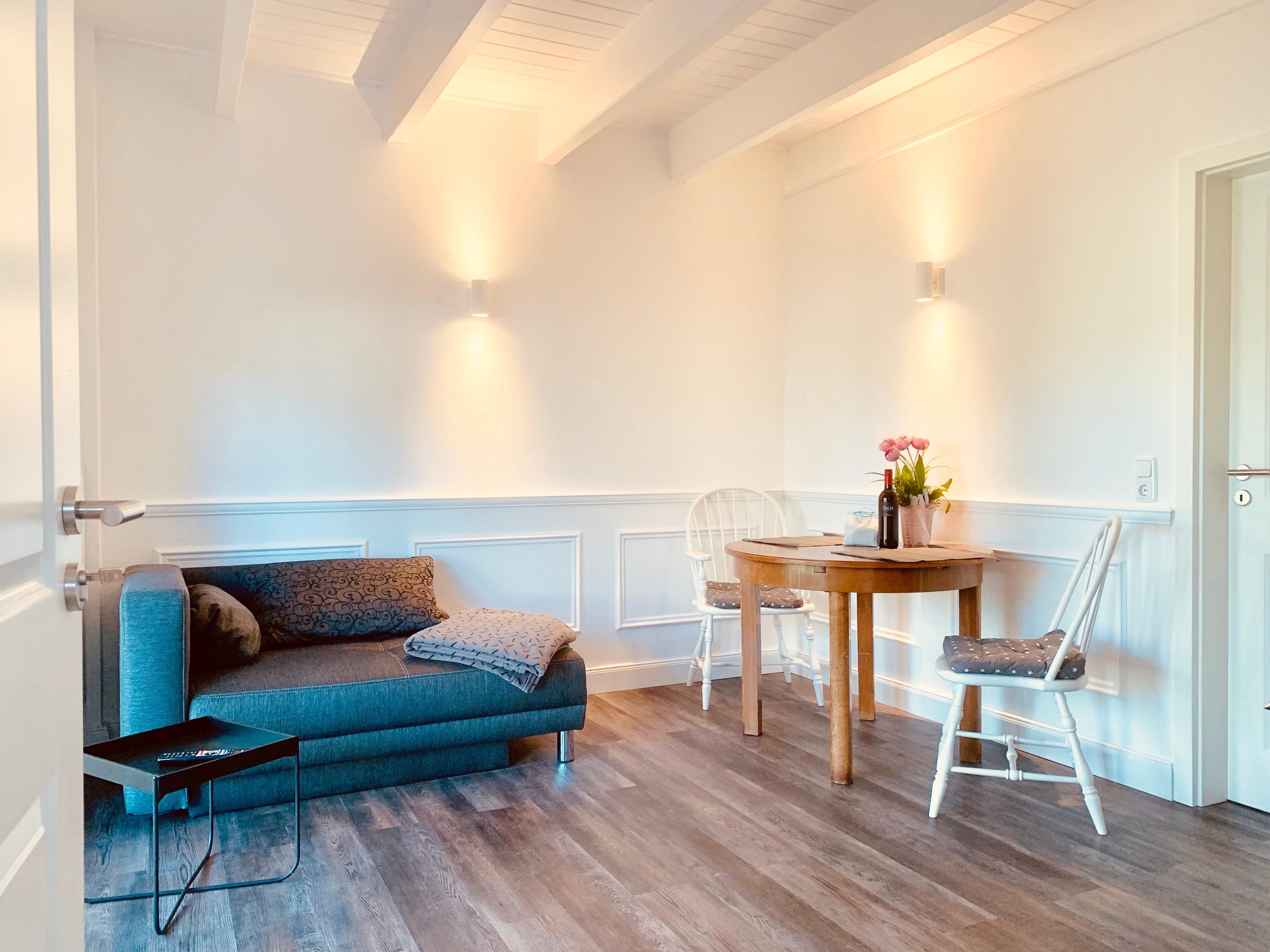 Ferienwohnung Rosenhof-Lodge garden suite white (2704931), Hanerau-Hademarschen, Schleswig-Holstein Binnenland, Schleswig-Holstein, Deutschland, Bild 11