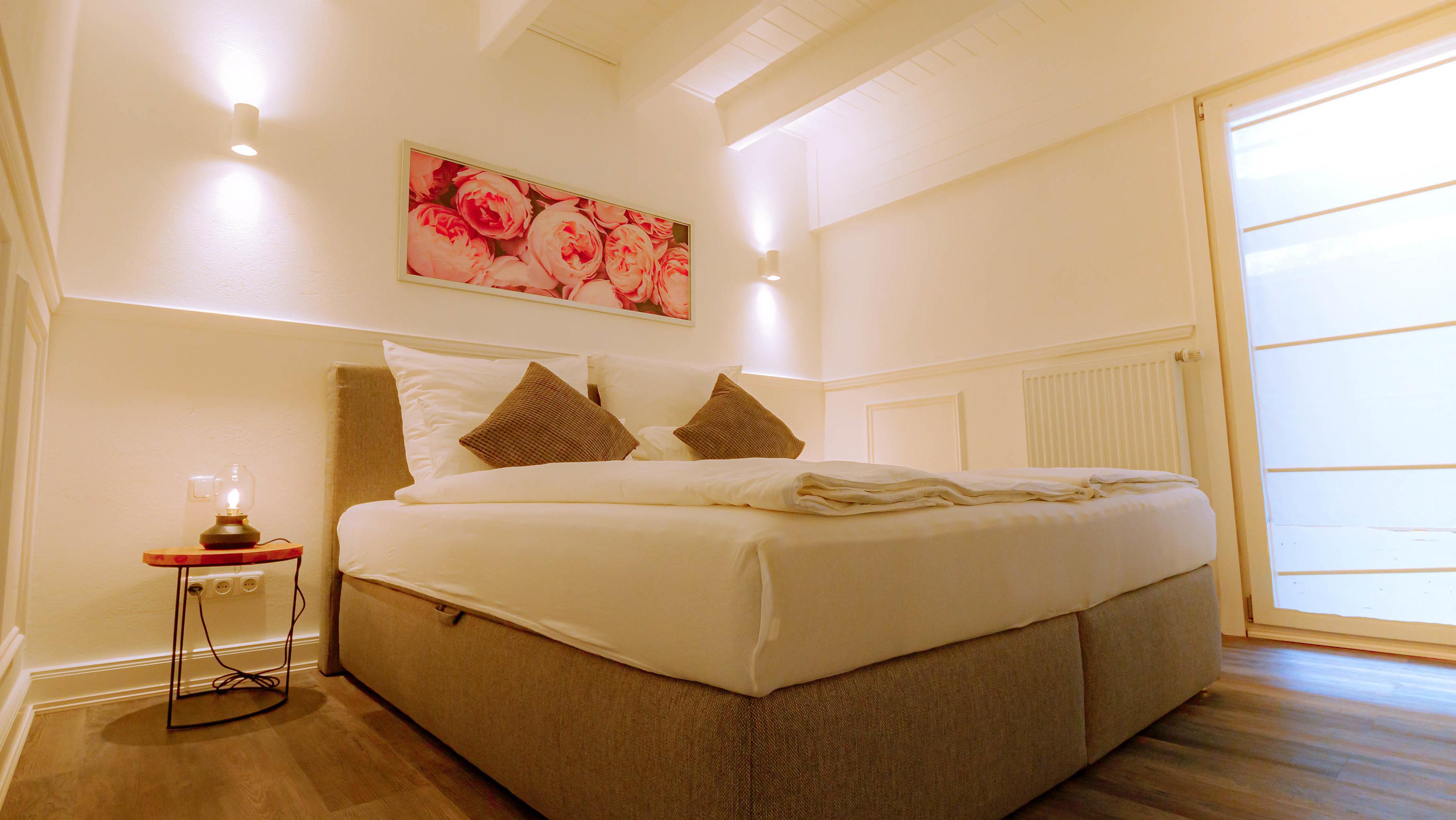 Ferienwohnung Rosenhof-Lodge garden suite white (2704931), Hanerau-Hademarschen, Schleswig-Holstein Binnenland, Schleswig-Holstein, Deutschland, Bild 4