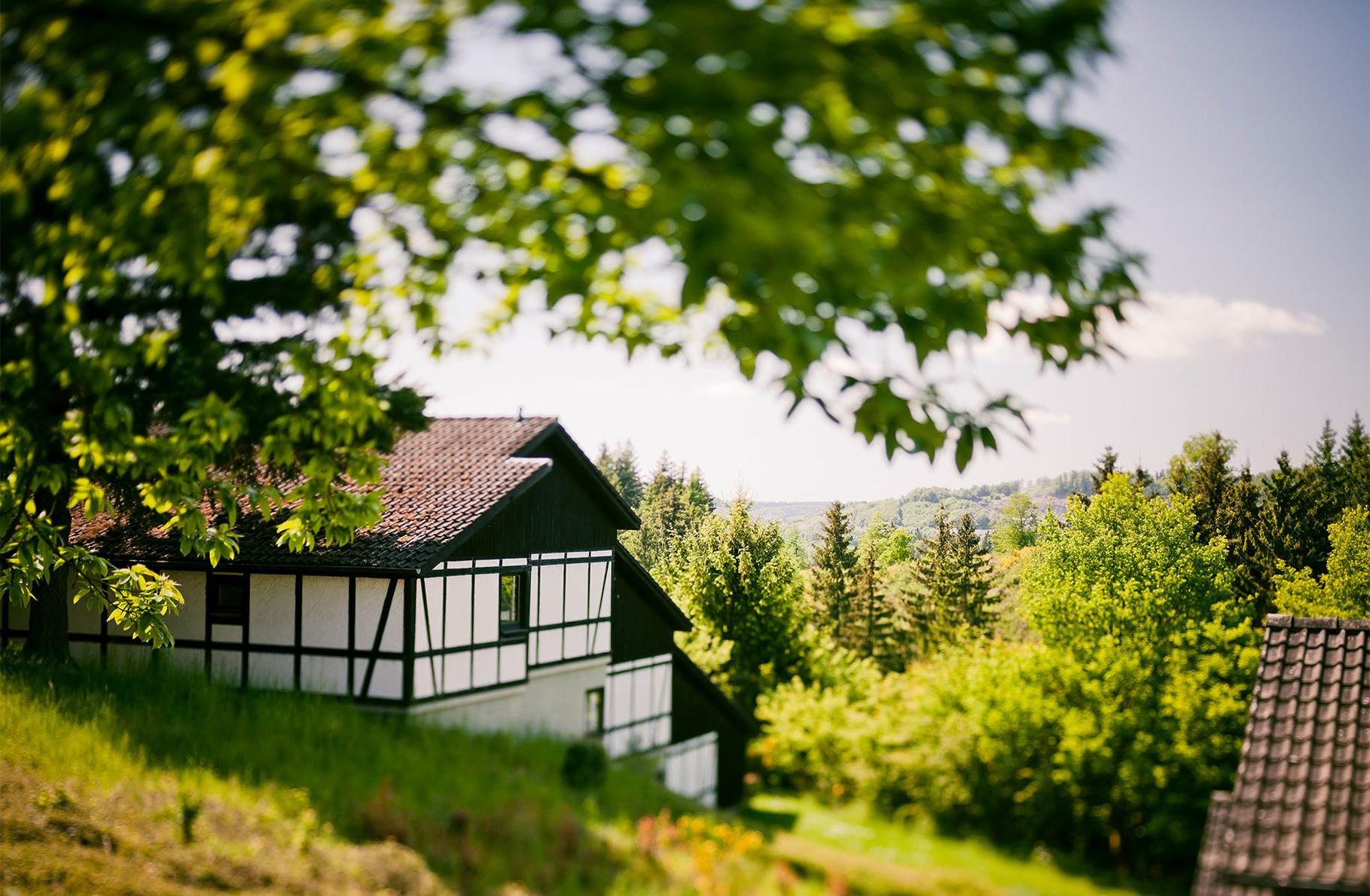 """Ferienhaus """"Ahorn"""" 3 Ferienhaus in der Eifel"""