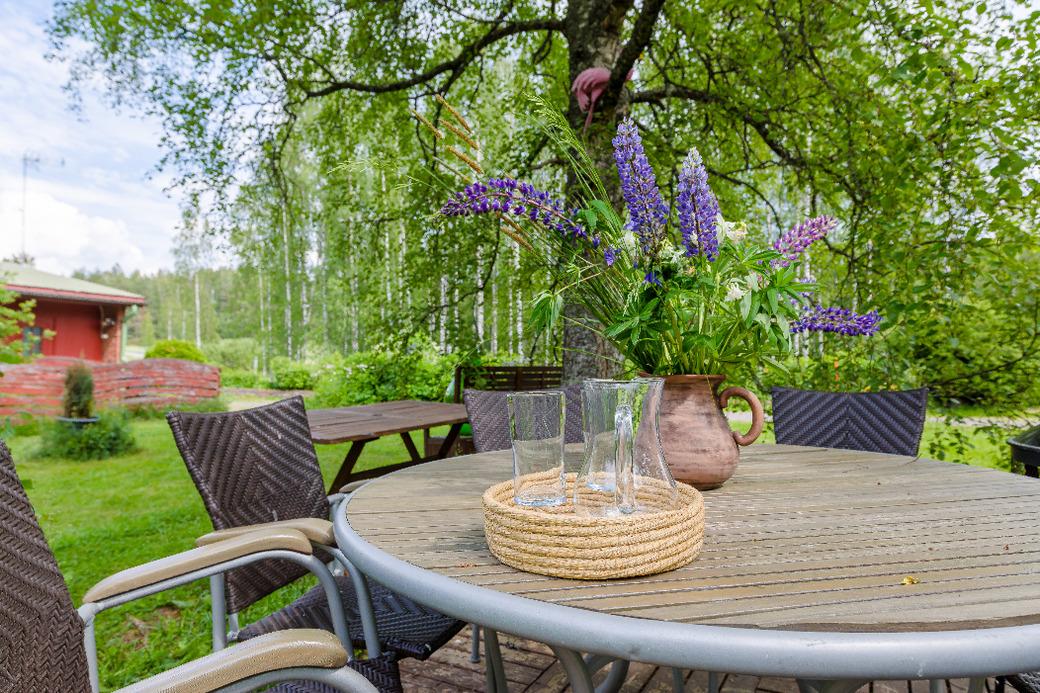 POPPELSTRAND, Hundefreundliches Apartment in der finnischen Natur