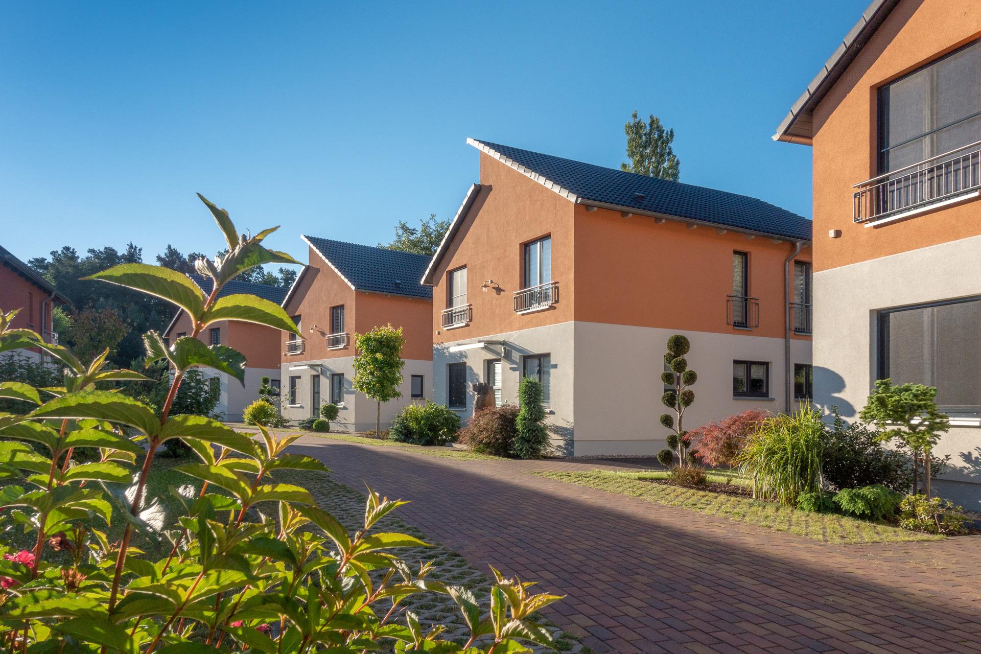 Ferienhaus 13 Erle Ferienhaus am Bodensee