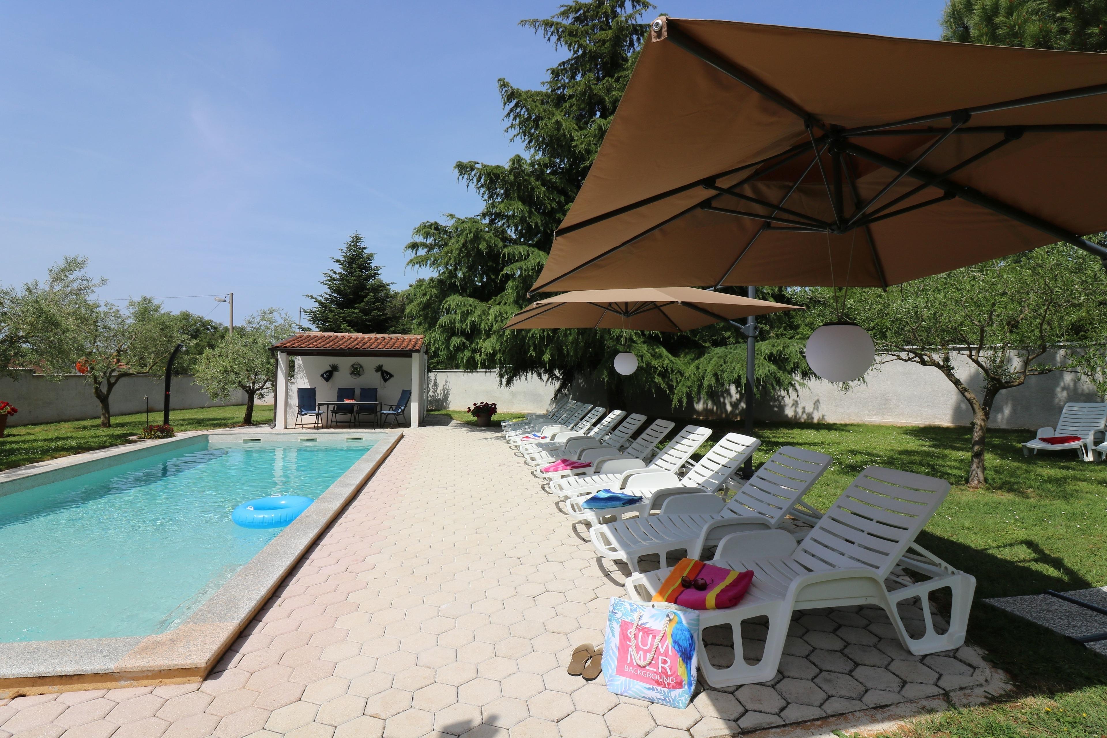 Residence Lorena Bungalow Lavanda  1 Ferienhaus in Kroatien