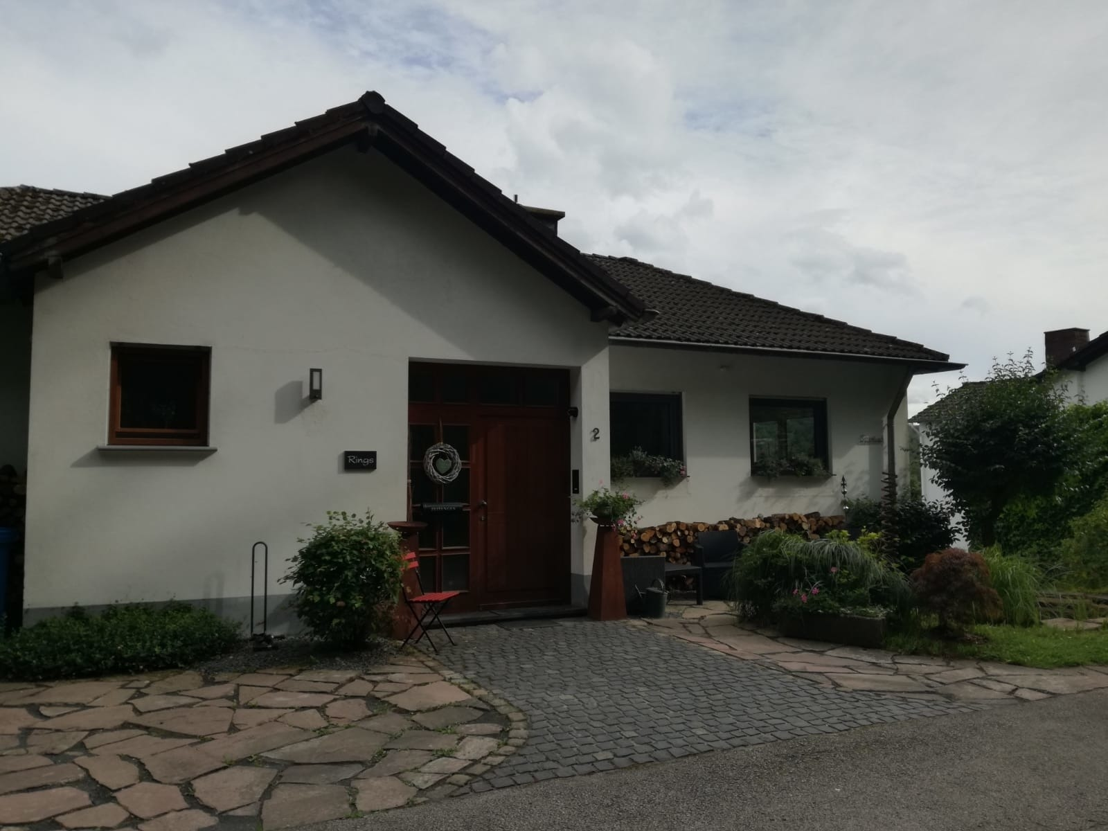 Ferienwohnung Tettenbusch in der Waldstadt Prü Ferienwohnung in der Eifel