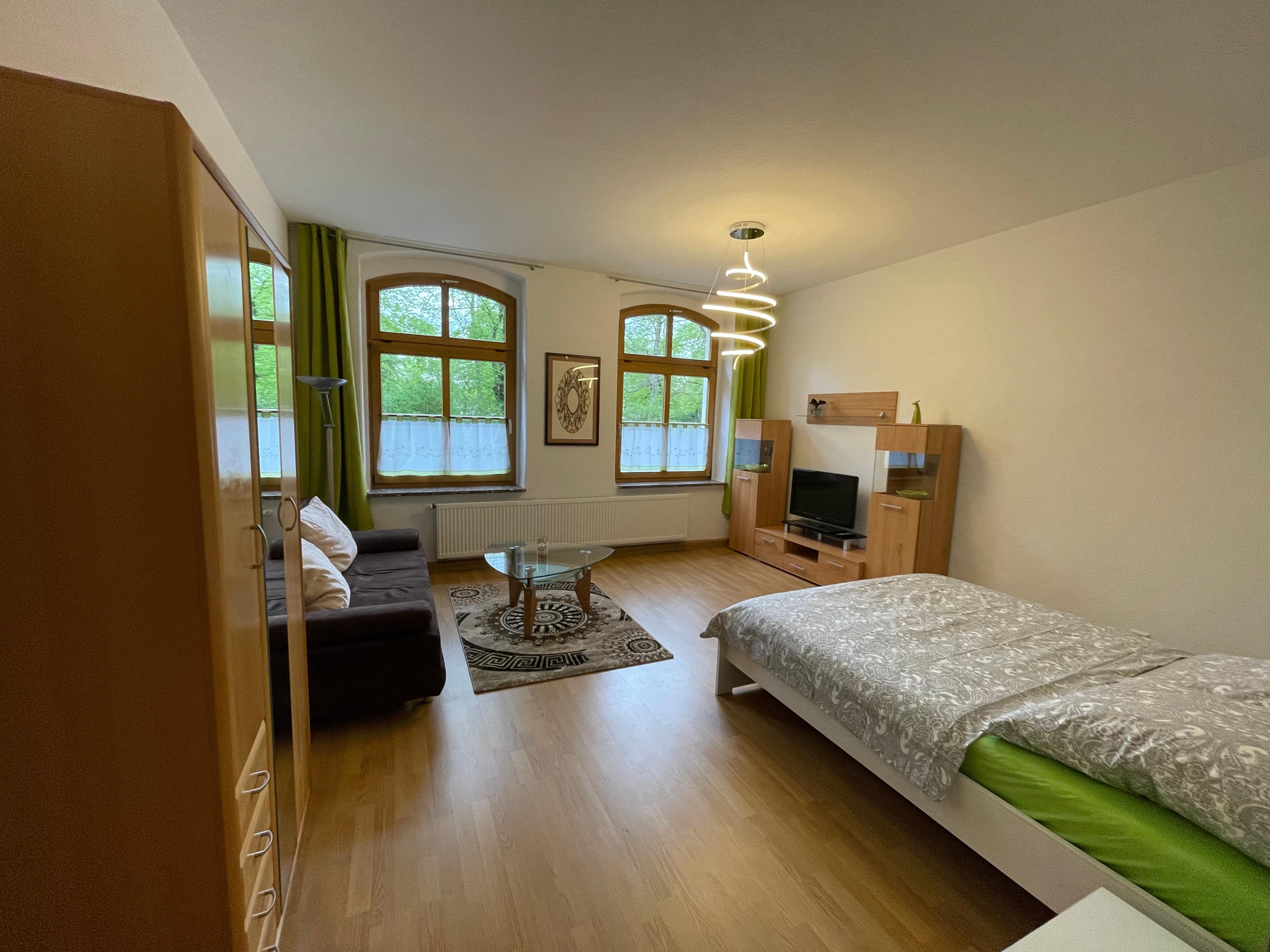 Ferienwohnung im Zentrum Zwickaus Ferienwohnung in Zwickau