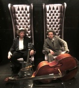 Live-Musik mit dem Duo  -Andrew Martin-