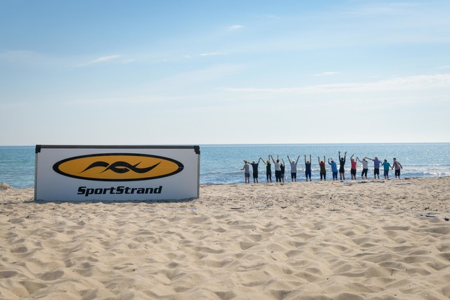 SportStrand Dahme - Fit in den Tag