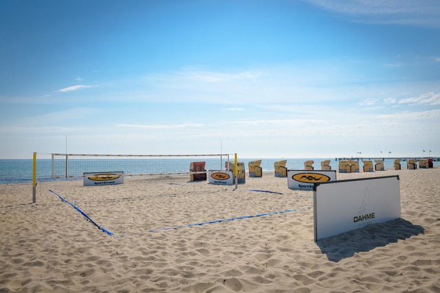 SportStrand Dahme - Beach Soccer