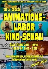 2. Grosse Animationslabor Kino-Schau
